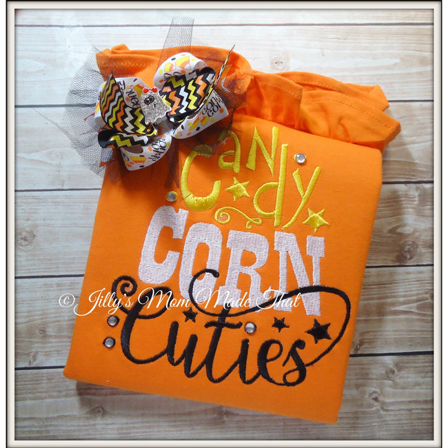 Candy Corn Cuties Shirt