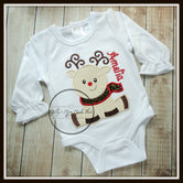 Sitting Reindeer Shirt