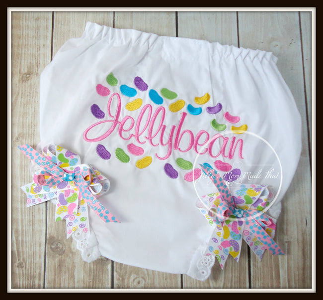 JellyBean Baby Bloomers
