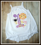 Itsy Bitsy Spider Bubble Romper