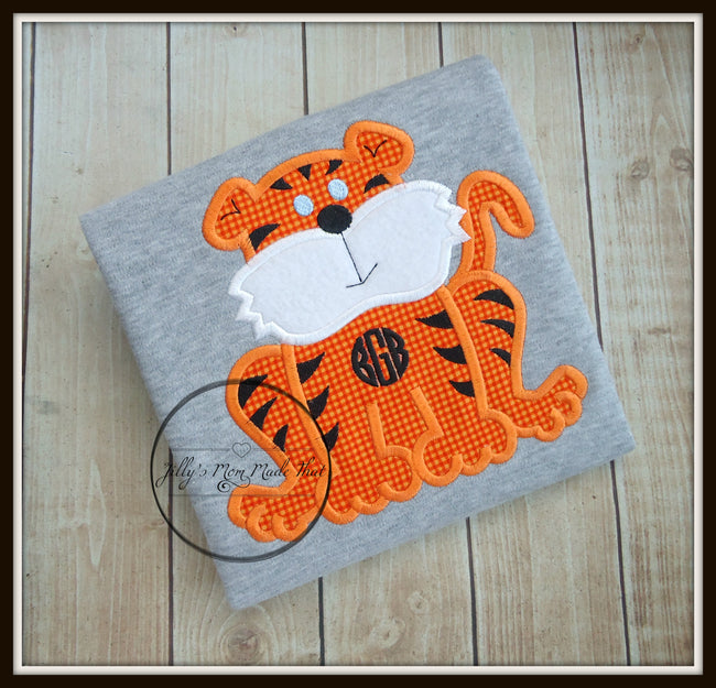 Old Alley Tiger Shirt