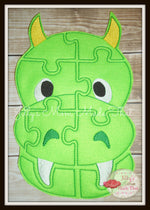 Green Dragon Puzzle