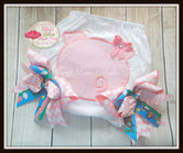 Pig Bottom Bloomers - Pink/Farm