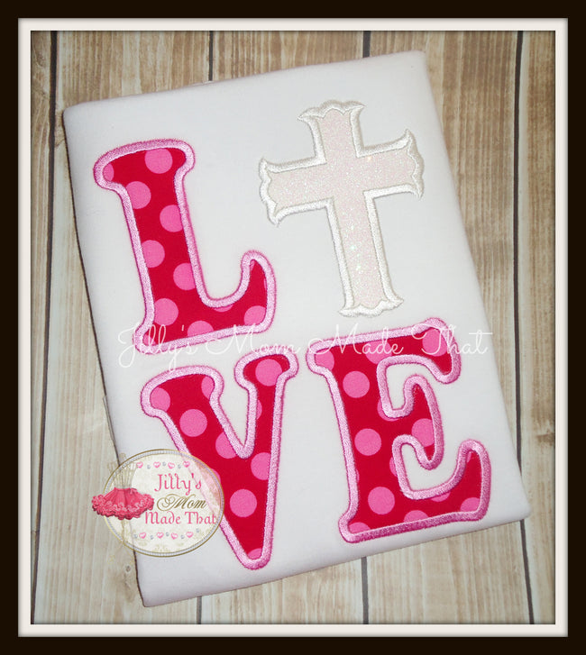 Love Cross Shirt