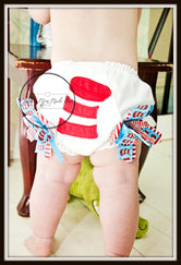 Dr Seuss Cat in the Hat Bloomers