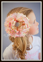 OTT Dream Big Little One Hairbow