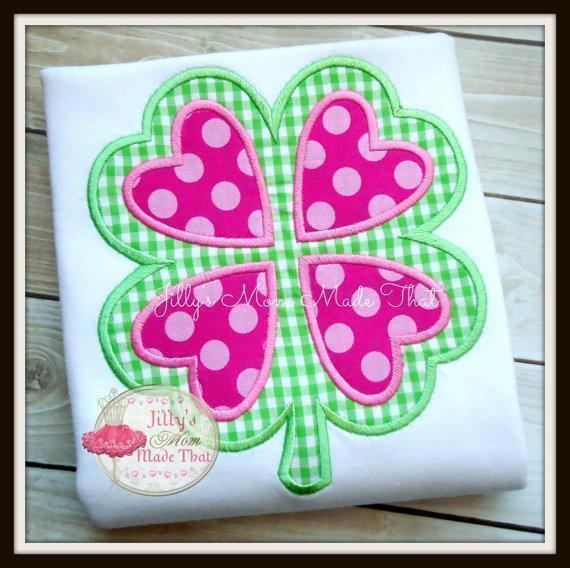 Heart Clover Shirt