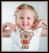 Teddy Bear Cupid Shirt