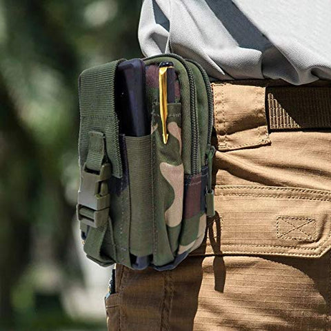 army waist pouch for men