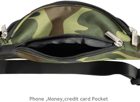 army waist bag for men