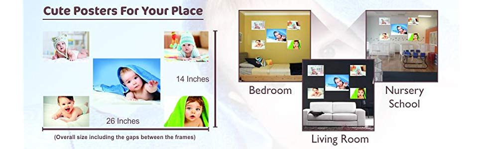 Cute baby posters