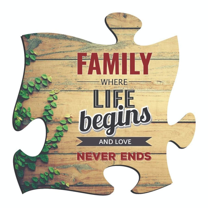 Family Love Wall Hanging-Wall Decor