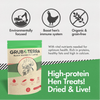 High Protein Dried Black Soldier Fly Larvae For Chickens