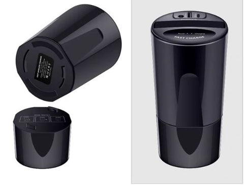 stylish cup phone charger