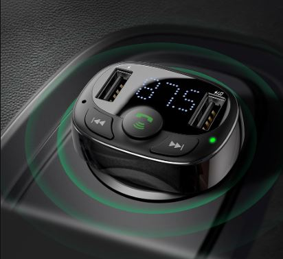 Wireless Bluetooth Car charger