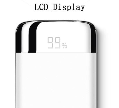 LCD Display Power bank