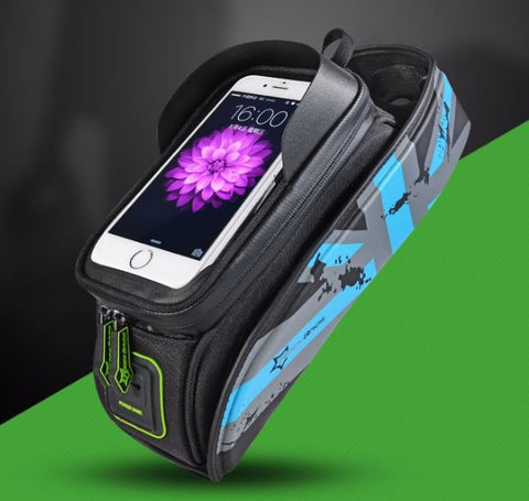 Rainproof Touchscreen Bag