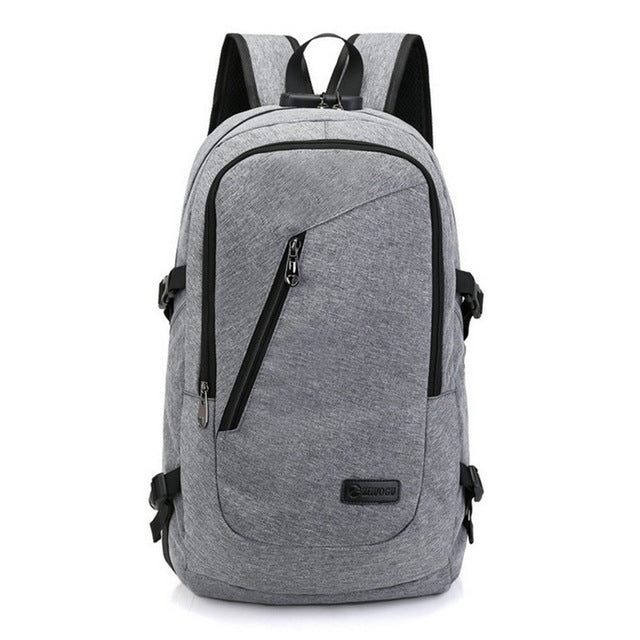 anti-theft backpack | TwineGadget