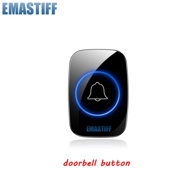 Waterproof Wireless Door Bell | TwineGadget