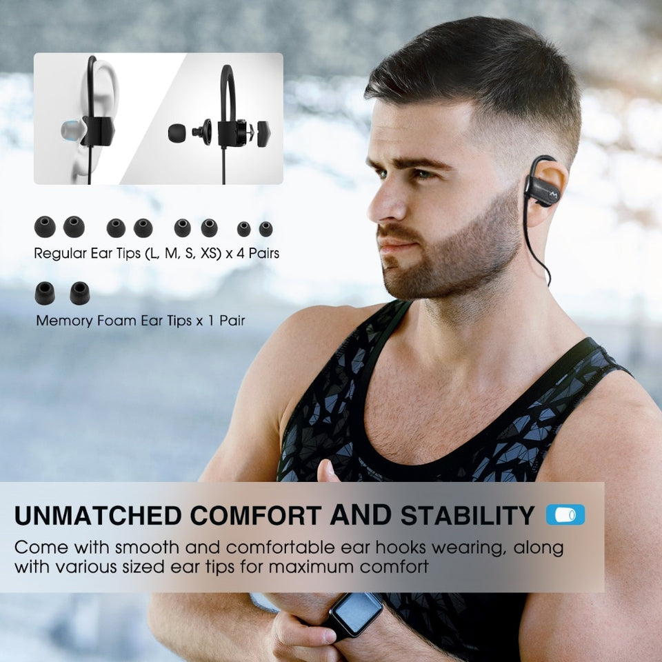 Wireless and Waterproof Earphones | TwineGadget