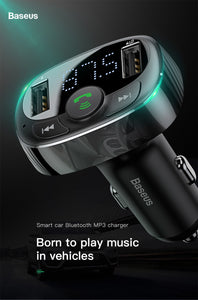 Bluetooth USB Car charger | TwineGadget