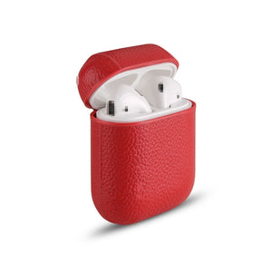Leather Apple Airpods Case | TwineGadget