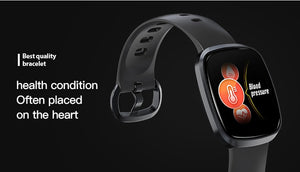 Smart Watch Heart Rate Monitor Fitness Tracker