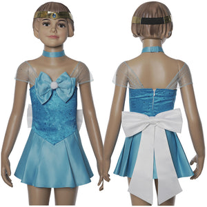 Elsa Sailor Moon Change Suit Cosplay Costume