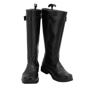 Kylo Ren Boots Halloween Costumes Accessory Star Wars: The Last Jedi Cosplay Shoes