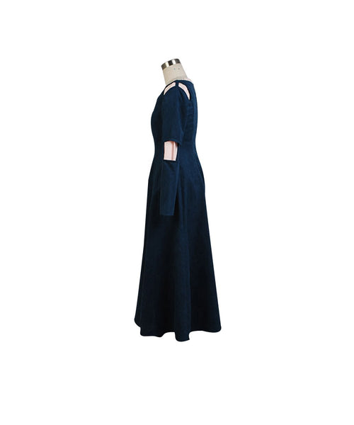 Disney Movie Brave Princess Merida Dress Outfit cosplay costume