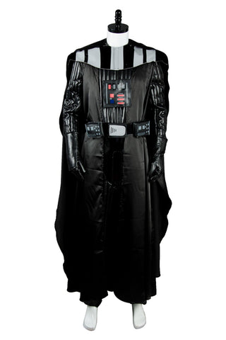Darth Vader Outfit Suit Star Wars Halloween Cosplay Costume