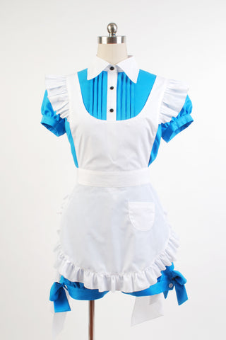 Black Butler Earl Ciel Alice Dress Cosplay Costume