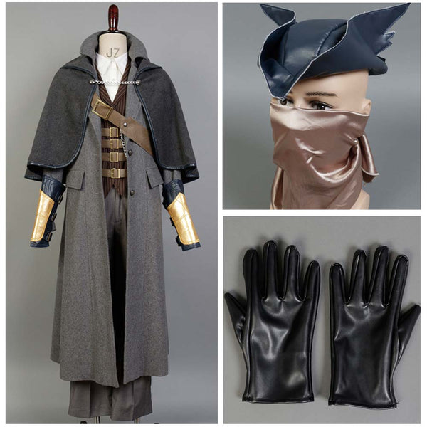Bloodborne Outfit Whole Set Cosplay Costume Custom Made