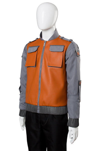 Back to the Future Marty McFly Jr.Jacket Cosplay Costume