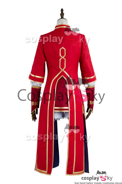 Tales of the Rays Mileena Outfit Cosplay Costume