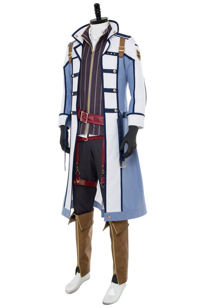 The Legend of Heroes: Trails of Cold Steel Rean Schwarzer Outfit Cosplay Costume