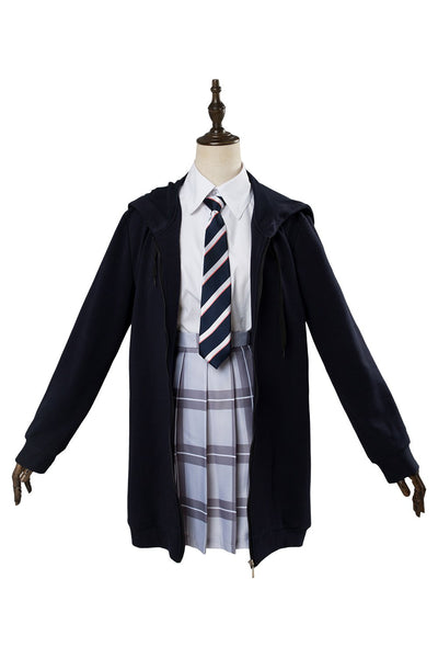DARLING in the FRANXX ED Ichigo code 015 Cosplay Costume