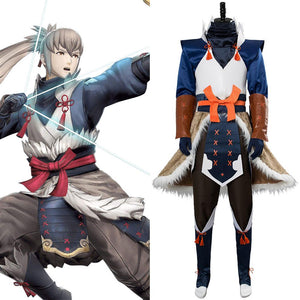 Video Game Fire Emblem Heros Takumi Outfit Cosplay Costume