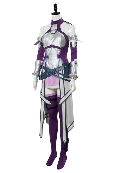 Sword Art Online:Fatal Bullet Asuna Outfit Cosplay Costume