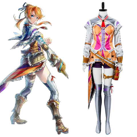Ys Ⅷ:Lacrimosa of Dana Laxia Cosplay Costume
