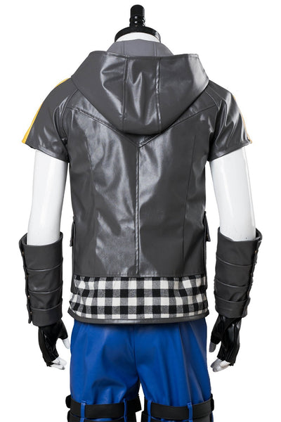 Kingdom Hearts III Riku Outfit Cosplay Costume