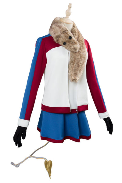 A Certain Magical Index / Scientific Railgun Season 3 Lessar Cosplay Costume