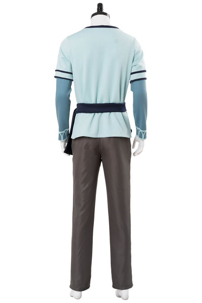 Sword Art Online Alicization Eugeo Cosplay Costume