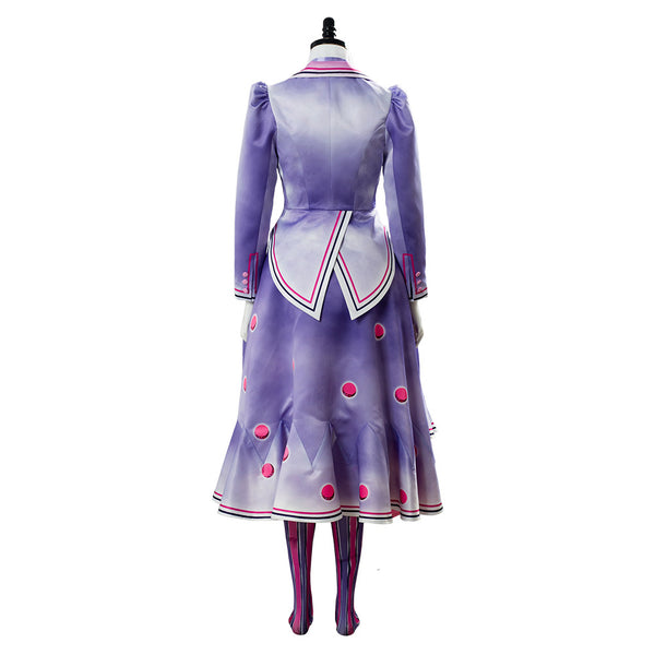 2018 Mary Poppins Returns 2 Hand Panted Jane Banks A Cover Is Not The Book Uniform Costume Cosplay