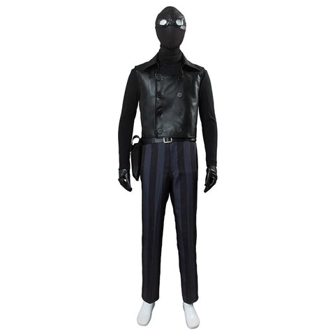 Spider-Man: Into the Spider-Verse Spider-Man Noir cosplay costume