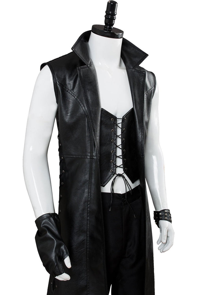 Devil May Cry 5 Mysterious Man Vitale V Cosplay Costume ...