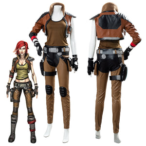 Borderlands 3 Lilith Suit Cosplay Costume