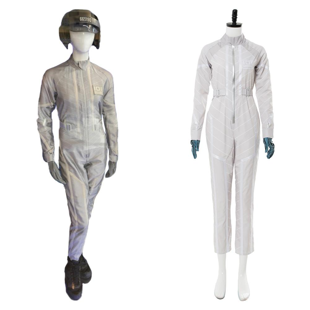 Ready Player One Samantha Cook / Art3mis Cosplay Costume