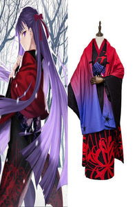 Fate/Grand Order Asagami Fujino Archer The Garden of Sinners cosplay costume