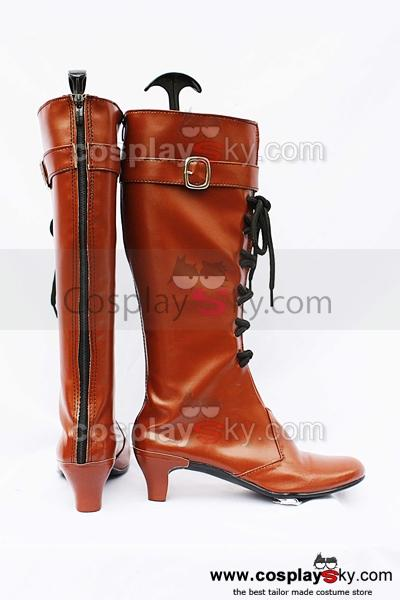 11eyes: Tsumi to Batsu to Aganai no Shojo Cosplay Boots